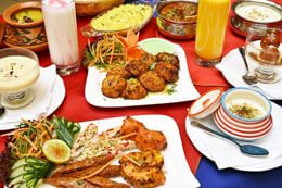 Indian dinner mix