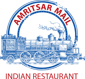 Indian restaurant logo
