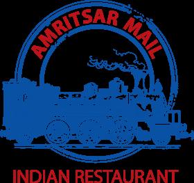 Logo of Indian restaurant in center of Prague